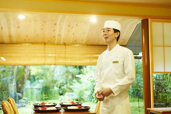 PROFESSIONs No.120 軽井沢のオーベルジュで日本料理を