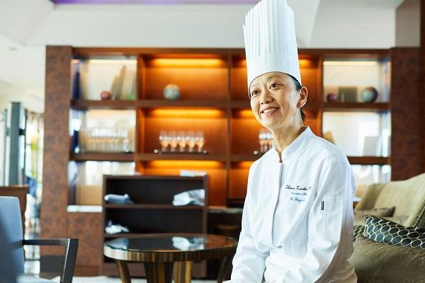 PROFESSIONs No.125 サミットにも貢献した女性総料理長